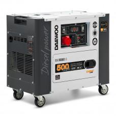 Дизельный генератор DAEWOO DDAE 8000SE-3