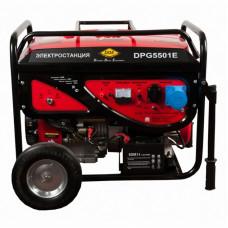 Генератор бензиновый DDE DPG5501E