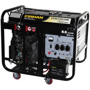 Бензиновый генератор FIRMAN FPG12010E+ATS