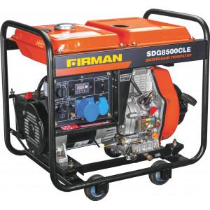 Дизельный генератор FIRMAN SDG8500CLE