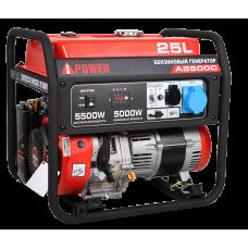 Бензиновый генератор A-iPower A5500C Compact