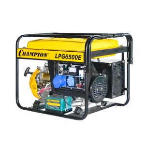 Бензин-газ генератор CHAMPION LPG6500E