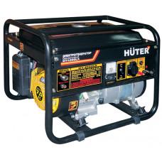 Генератор бензиновый Huter DY4000LX-электростартер
