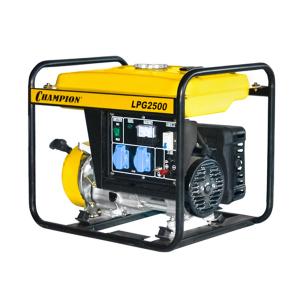 Бензин-газ генератор CHAMPION LPG2500