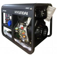 Генератор дизельный Hyundai DHY 8500LE