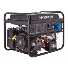 Бензин-газ генератор Hyundai HHY7000FGE