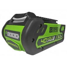 Аккумулятор GreenWorks G40B3 2925707 (3 А*ч; 40 В)
