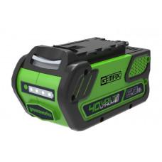 Аккумулятор GreenWorks G40B6 2923307 (6 А*ч; 40 В)