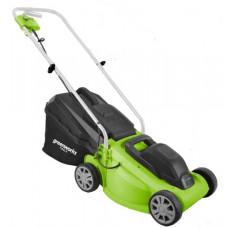 Газонокосилка электрическая GreenWorks GLM1232 2502207