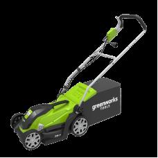 Газонокосилка электрическая GreenWorks GLM1035 2505107