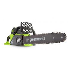Цепная пила аккумуляторная GreenWorks GD40CS40 20077