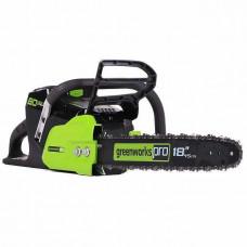 Аккумуляторная пила GreenWorks GD80CS50 2000507