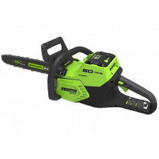 Аккумуляторная пила GreenWorks GD60CS40 2001807
