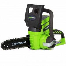 Аккумуляторная цепная пила GreenWorks G24CS25 (без АКБ и ЗУ) 2000007