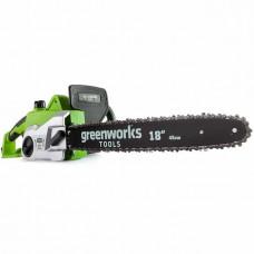 Электропила GreenWorks GCS2046 20037