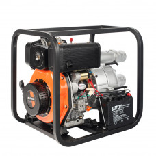 Мотопомпа PATRIOT MPD 3072 SFE для грязной воды