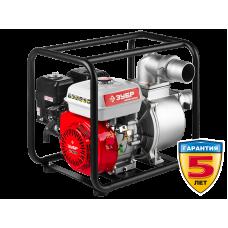 Мотопомпа бензиновая ЗУБР ЗБМП-1000