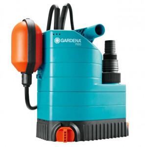Насос дренажный для чистой воды GARDENA 7000 Classic