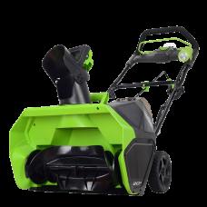 Снегоуборщик аккумуляторный GreenWorks GD40SB 2600007