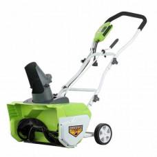 Снегоуборщик электрический GreenWorks GES13 2600507