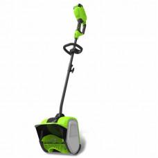 Снегоуборщик аккумуляторный GreenWorks GD40SS (без АКБ и ЗУ) 2600807