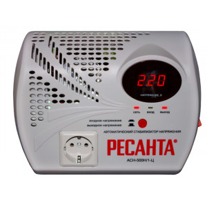 Стабилизатор напряжения Ресанта АСН-500Н/1-Ц