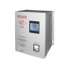 Стабилизатор напряжения Ресанта АСН-10000 Н/1-Ц Lux
