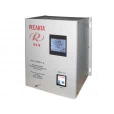 Стабилизатор напряжения Ресанта АСН-12000 Н/1-Ц Lux