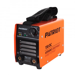 Сварочный аппарат PATRIOT 150DC MMA