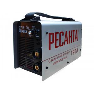 Сварочный аппарат инверторный Ресанта САИ-190