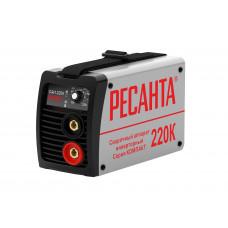 Сварочный аппарат инверторный Ресанта САИ220К (компакт)