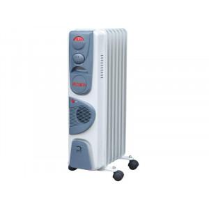 Масляный радиатор Ресанта ОМ-7НВ с вентилятором
